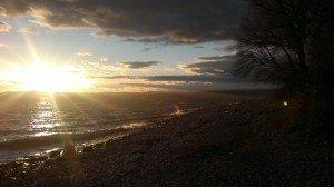 Peter Bischoff: Bodensee Sunset
